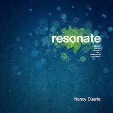 resonate book - presentation content delivery