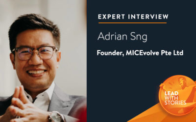 Adrian Sng: First SARS, now Co-Vid 19- Leadership and Tips on Overcoming Adversities